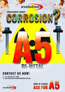 A5 BI-METAL