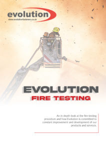 EVOLUTION PRODUCTS NOW 2 HOUR RATED
