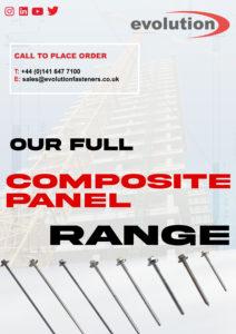 OUR FULL COMPOSITE PANEL RANGE