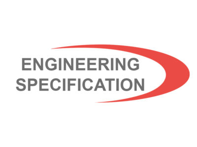 ENGINEERING SPECIFICATION DOCUMENTS AVAILABLE NOW
